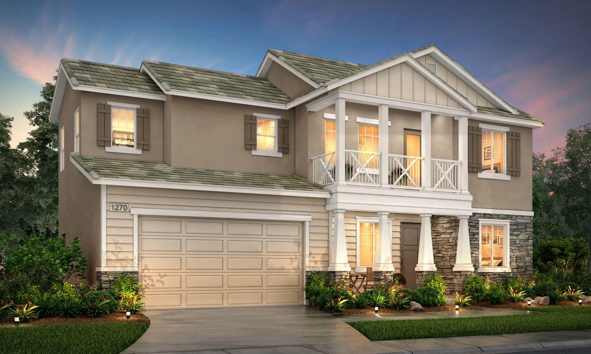 Cottage Elevation
