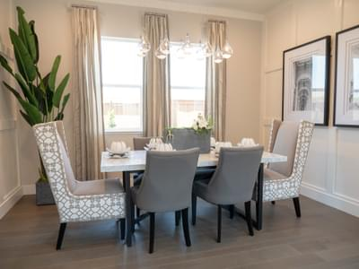 De Young Properties Home Gallery - Dining Rooms