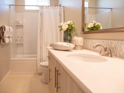 De Young Properties Home Gallery - Secondary Bathrooms
