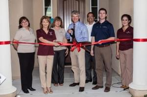 DeYoung Hosts Ribbon Cutting for 2014 St. Jude Dream Home®