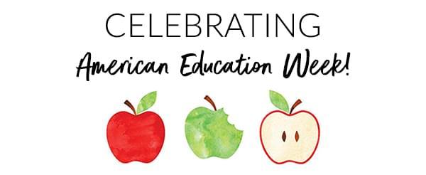 DeYoung Properties Celebrates American Education Week!