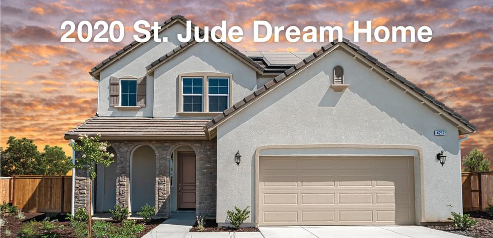 Tickets Now Available For The 2020 St. Jude Dream Home! The Earlier You Reserve The More Prizes You Can Win!