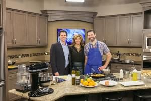 DeYoung Properties Builds Gourmet Kitchen For KSEE24 News & CBS47 Fresno!