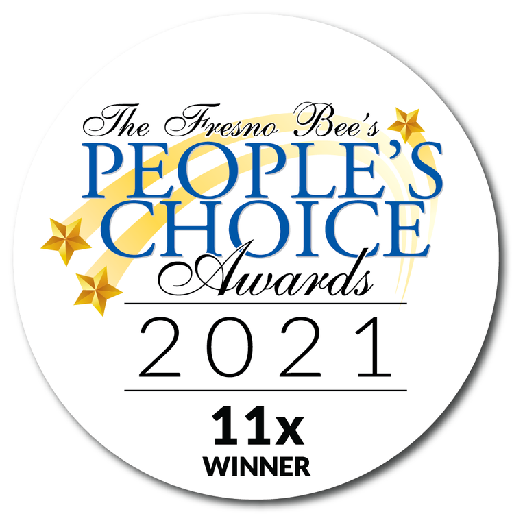 JUST IN: De Young Properties Honored with 2021 Fresno Bee People's Choice Award Recognition for the 11th Time!
