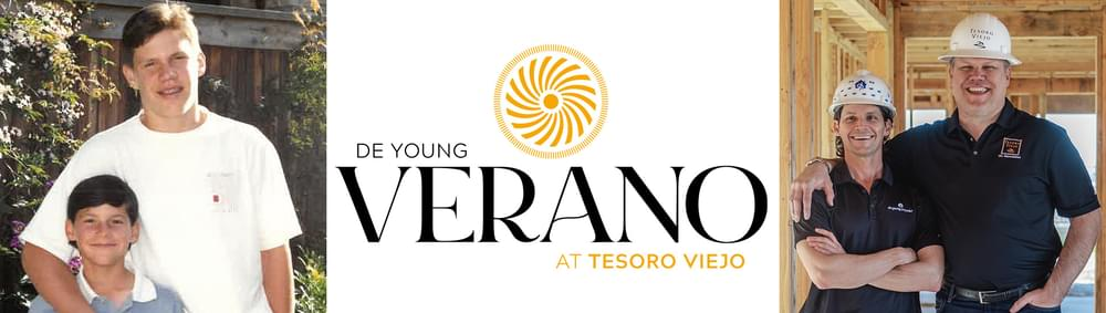 Homebuilding a family affair for McCaffreys and De Youngs – comes full circle at Tesoro Viejo